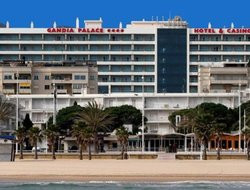 Top-10 hotels in the center of Platja de Gandia