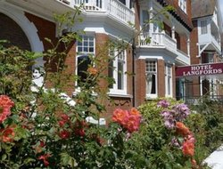 Top-5 hotels in the center of Hove