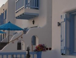 Agios Stefanos hotels with sea view