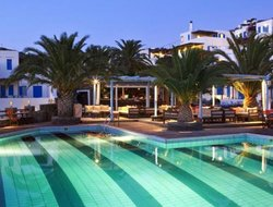 Platys Gialos Sifnou hotels with swimming pool