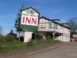 Pets-friendly hotels in Roseburg