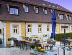 Top-4 romantic Bamberg hotels