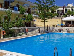 Pets-friendly hotels in Parga