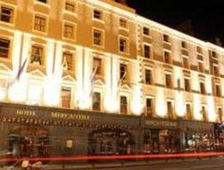 Top-10 hotels in the center of Dublin