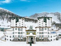 Top-10 hotels in the center of Sestriere