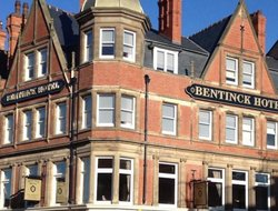 Nottingham hotels with restaurants