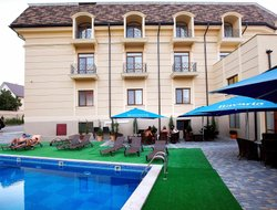 Odessa hotels with swimming pool