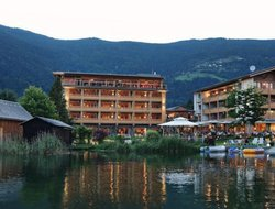 Austria hotels with lake view
