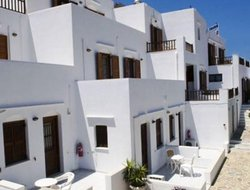 Top-5 hotels in the center of Kamares