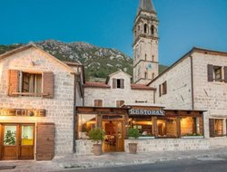 Perast hotels with sea view