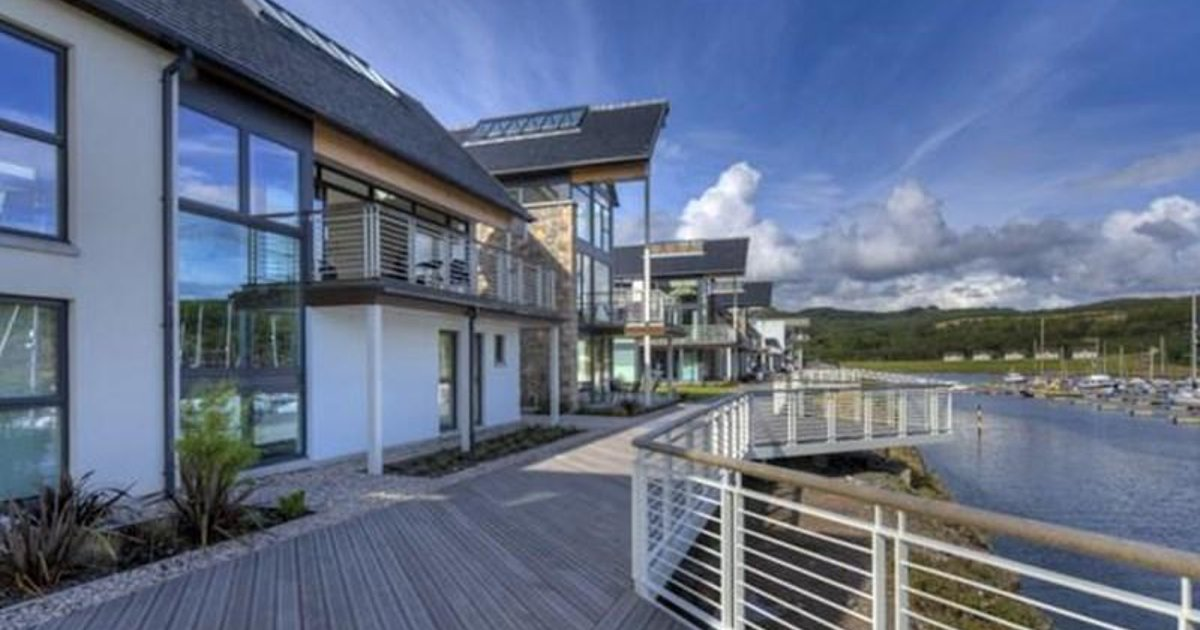 Portavadie Luxury Apartments