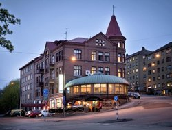 Top-5 hotels in the center of Goteborg