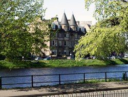 Inverness hotels with river view