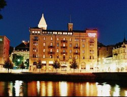 Norrkoeping hotels with restaurants
