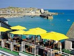 Top-6 hotels in the center of St. Ives