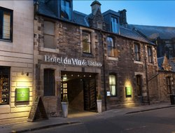 The most popular Edinburgh hotels