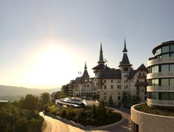 Zurich hotels with panoramic view