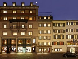 Zurich hotels with restaurants
