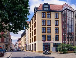 Top-10 hotels in the center of Erfurt