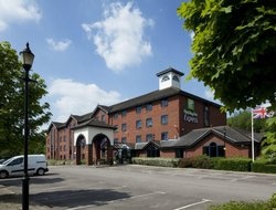Stafford hotels for families with children