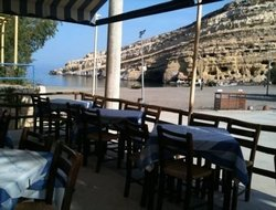 Matala hotels with restaurants