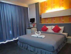 Patong hotels with restaurants