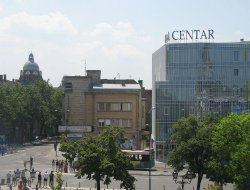 Business hotels in Serbia