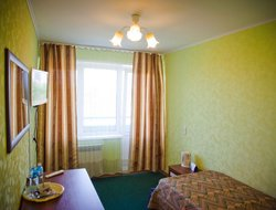 Pets-friendly hotels in Khabarovsk