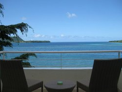 Top-3 hotels in the center of Port Vila