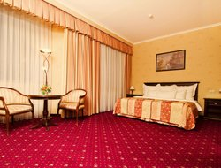 Top-10 hotels in the center of Krasnodar