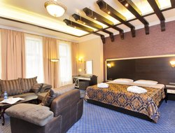 Pets-friendly hotels in Kalinino