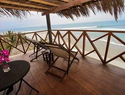 Mancora Chico hotels with sea view