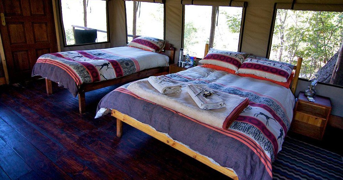 Nhoma Safari Camp