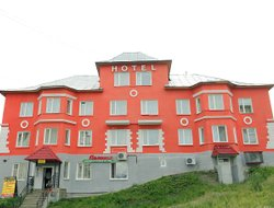 Top-5 hotels in the center of Kirovsk