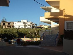 Agia Marina hotels with swimming pool