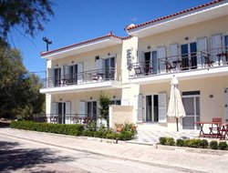Skala Kallonis hotels with sea view