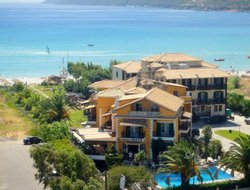 Top-3 hotels in the center of Vasiliki