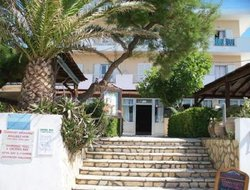 Aghios Stefanos (Avliotes) hotels with swimming pool
