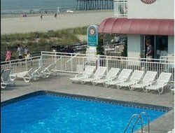 Ocean City hotels with swimming pool