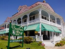 Cape May hotels with restaurants