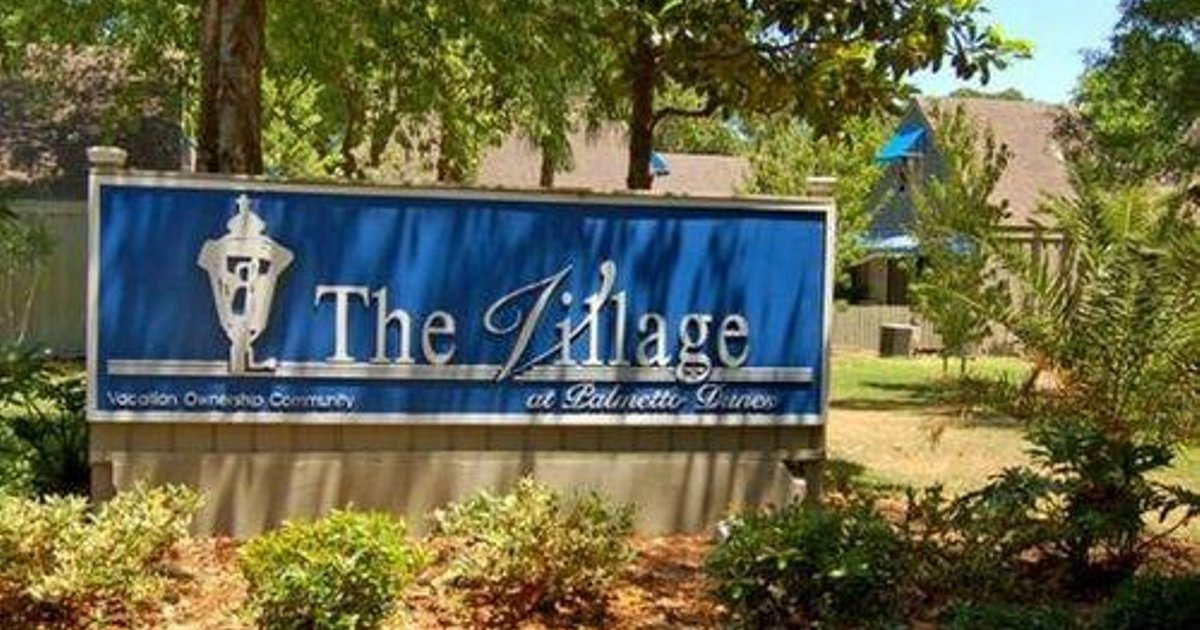 THE VILLAGE AT PALMETTO DUNES