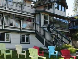 Juneau hotels with sea view