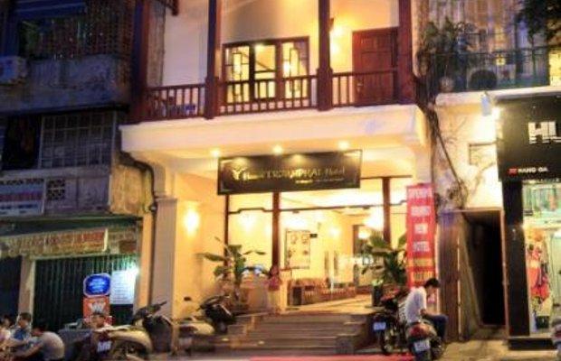 фото Hanoi Triumphal Hotel 27847641