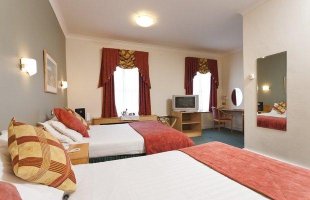фото Best Western Pery`s Hotel 278662753