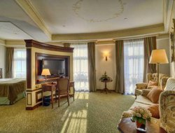 Top-10 romantic Moscow hotels