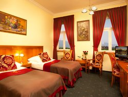 The most popular Prague hotels