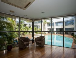 Port Macquarie hotels with river view