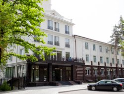 Bishkek hotels with swimming pool