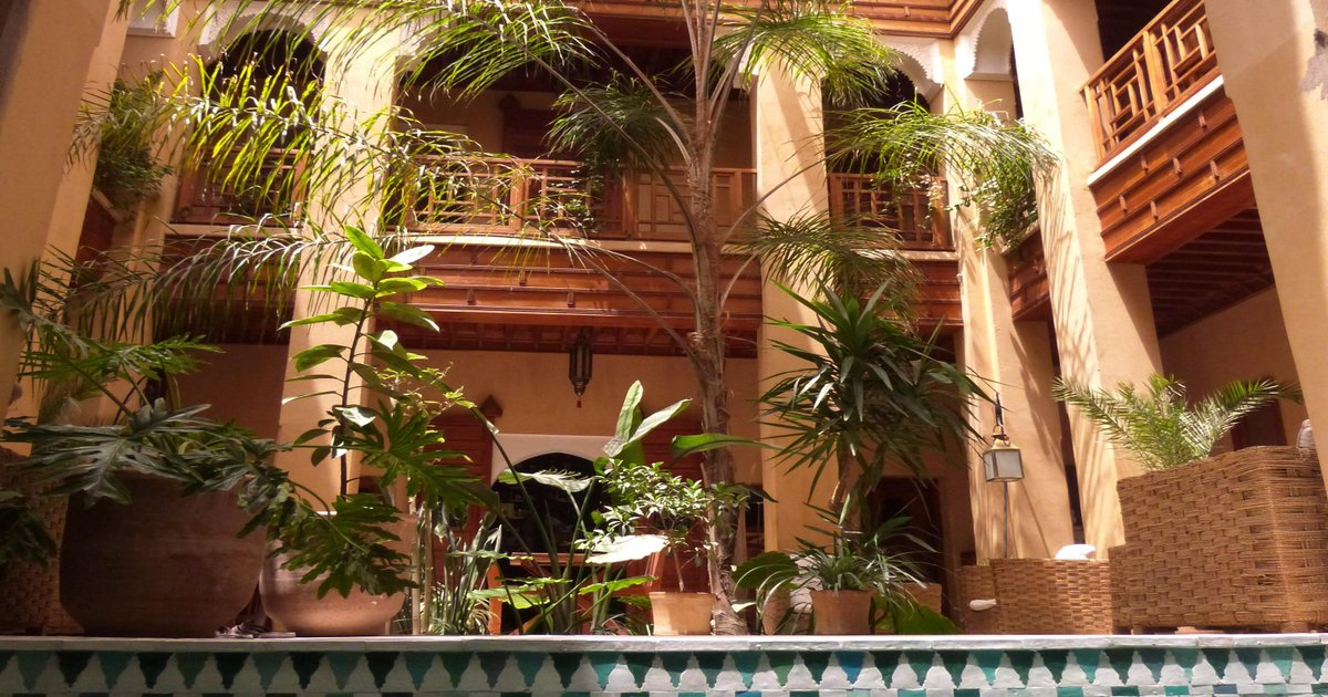 Riad Al Ksar and Spa Medina