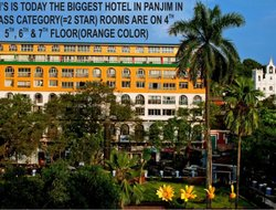 Panjim hotels with river view